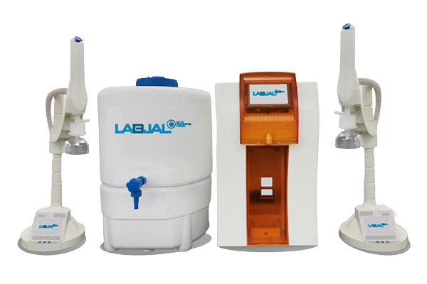 Water Purification System - Labindia Labjal